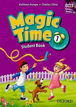 MAGIC TIME 1 SB&WB + CD