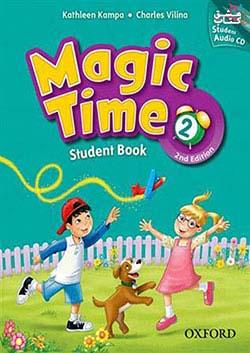 MAGIC TIME 2 SB&WB + CD