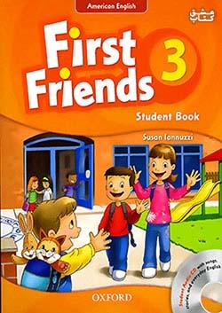 AM.FIRST FRIENDS 3 SB&WB + CD
