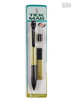 گاج مداد آزمون TicK Mag سبز زیتونی
