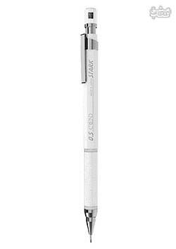 مداد نوکی 0/7 میلی متری سفید مدل اتود STARK