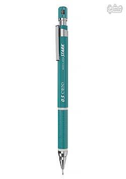 مداد نوکی 0/7 میلی متری فیروزه ای مدل اتود STARK