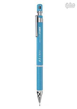 مداد نوکی 0/7 میلی متری آبی روشن مدل اتود STARK