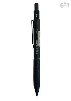 مداد نوکی 0/7 میلی متری مشکی مدل اتود RUNIC