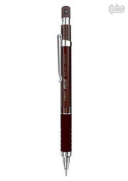 مداد نوکی 0/7 میلی متری قهوه ای مدل اتود PELIN