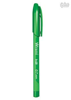 خودکار 0/7 میلی متری آرامی سبز مدل k2