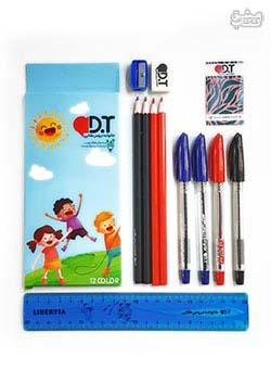 بسته لوازم التحریر DT ویژه ابتدایی و متوسطه اول