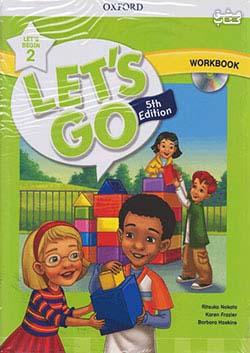 جنگل لتس گو بگین 2 Lets Go Begin 5th 2 S.B+W.B+DVD