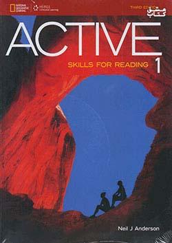 جنگل اکتیو 1 ACTIVE Skills for Reading 1 3rd Edition