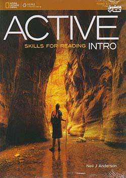 جنگل اکتیو اینترو ACTIVE Skills for Reading Intro 3rd Edition