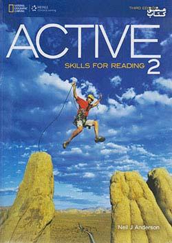 جنگل اکتیو 2 ACTIVE Skills for Reading 2 3rd Edition
