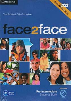جنگل فیس تو فیس پر اینترمدیت Face2Face 2nd Pre-Intermediate SB+WB+CD