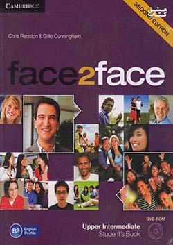 جنگل فیس تو فیس آپر اینترمدیت Face2Face 2nd Upper-Intermediate SB+WB+CD