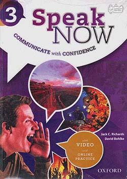 جنگل اسپیک نو 3 Speak Now 3 SB+WB+DVD - Glossy Papers