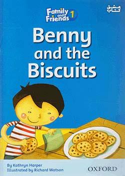 جنگل Family and Friends Readers 1 Benny and the Biscuits