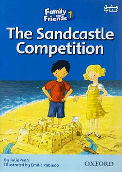 جنگل Family and Friends Readers 1 The Sandcastle Competition