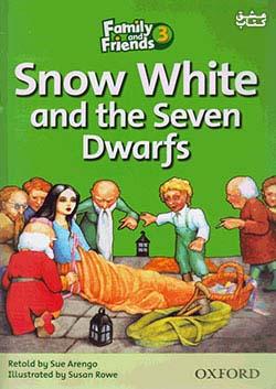 جنگل Family and Friends Readers 3 Snow White and the seven Dwarfs