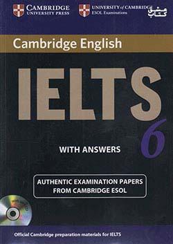 جنگل آیلتس کمبریج 6 IELTS Cambridge 6+CD