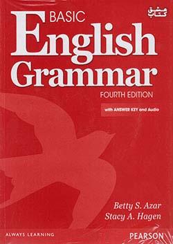 جنگل بیسیک اینگلیش گرامر Basic English Grammar With Answer Key 4th