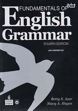جنگل فاندامنتال اینگلیش گرامر Fundamentals of English Grammar with answer key 4th