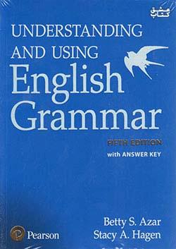 جنگل آندراستندینگ اند یوزینگ اینگلیش گرامر Understanding and Using English Grammar 5th with answer key+DVD