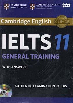 جنگل آیلتس کمبریج 11 IELTS Cambridge 11 General+CD